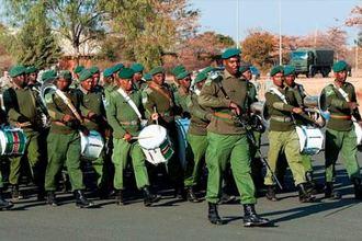 Вооружённые силы Ботсваны