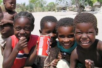 Дети Ботсваны